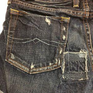 Lucky Brand Shorts - Lucky Brand Riley Boyfriend Legend Shorts Size 2